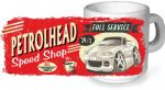 Koolart PERTOLHEAD SPEED SHOP Design For Mazda MX5 Roadster Ceramic Tea Or Coffee Mug